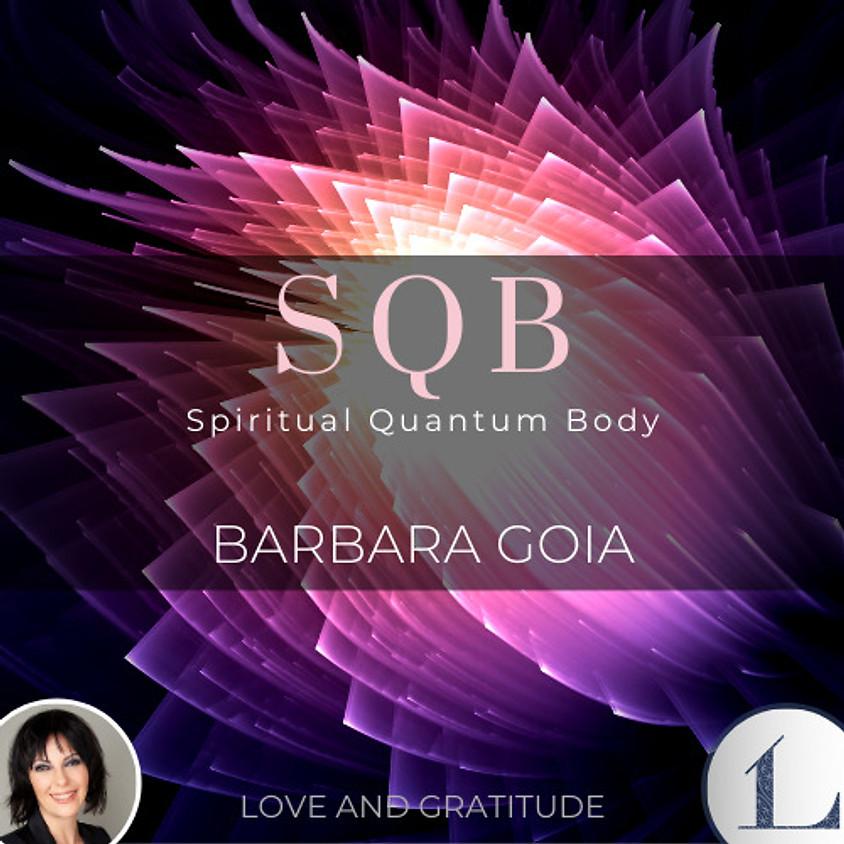 23-24/10-2021 SQB - Spiritual Quantum Body a cura di Barbara Goia