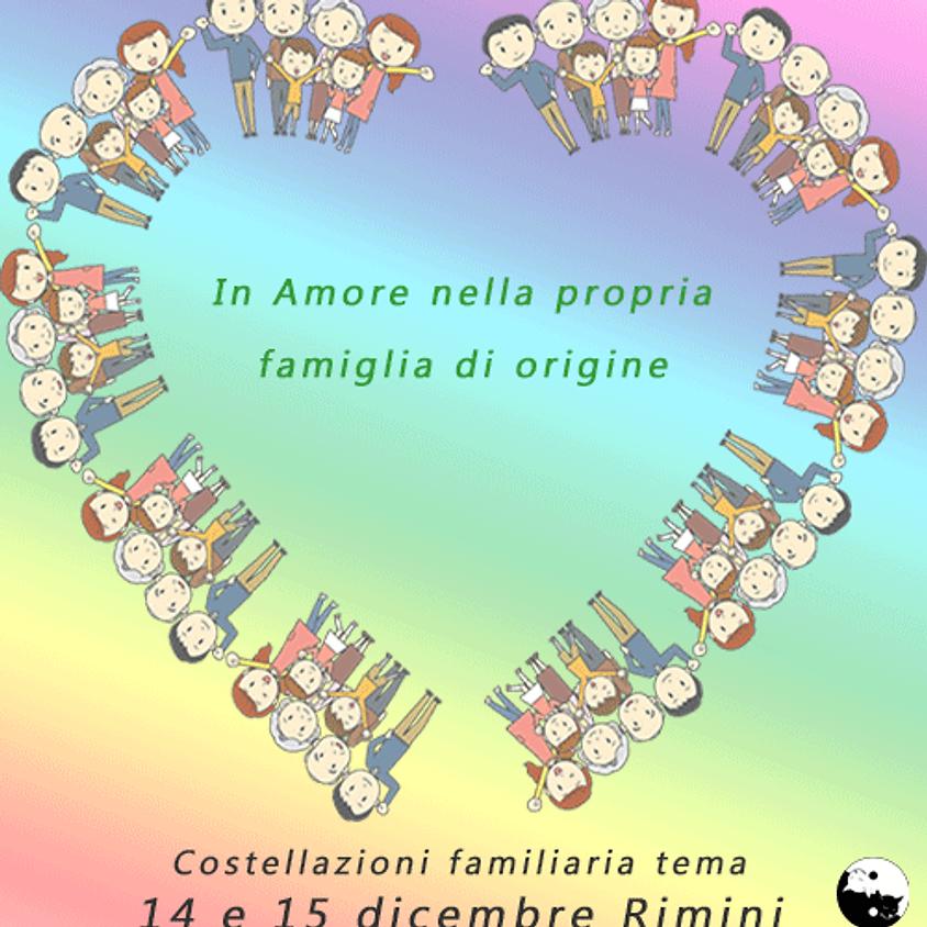 Le Costellazioni dell'Amore: in Amore nella propria famiglia di origine. A cura di Monica Colosimo