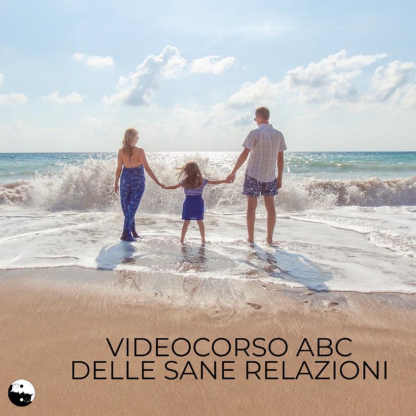 Video corso di Costellazioni familiari e dell'Amore. L'ABC delle Sane Relazioni in 4 step video+dispense+esercizi
