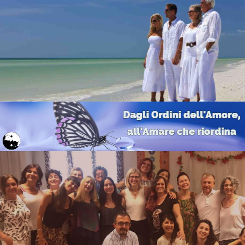 Percorso per diventare Felicitatore in Costellazioni dell'Amore a cura di Monica Colosimo
