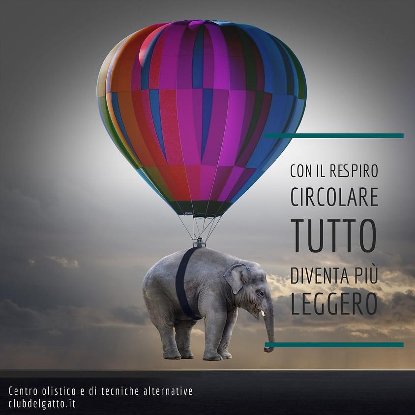 Conferenza di Respiro Circolare: purificazione mentale, emozionale presentazione 11 aprile cura di Diego Concordia
