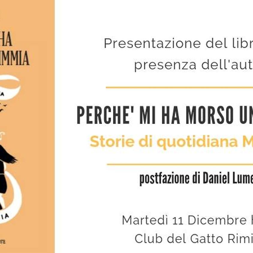 Presentazione del libro con l'autrice Dafna Moscati