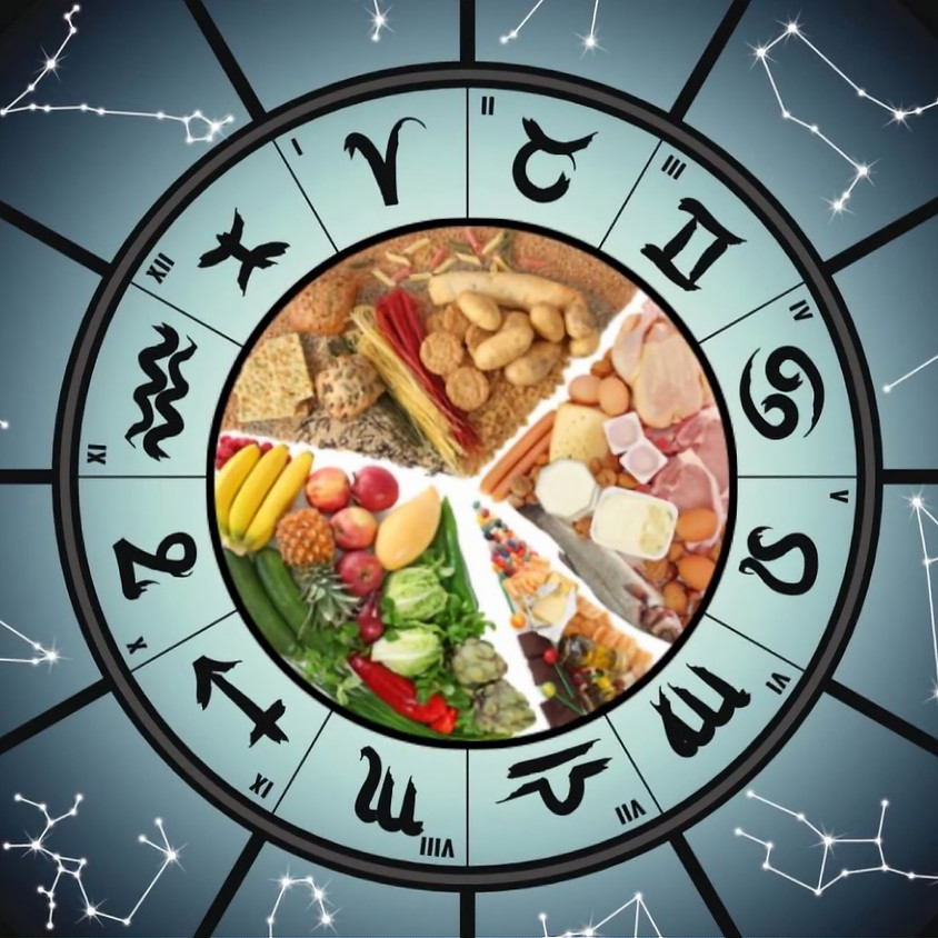 Astrologia e alimentazione - video diretta sulla nostra pagina Facebook a cura di Rosanna Bianchini