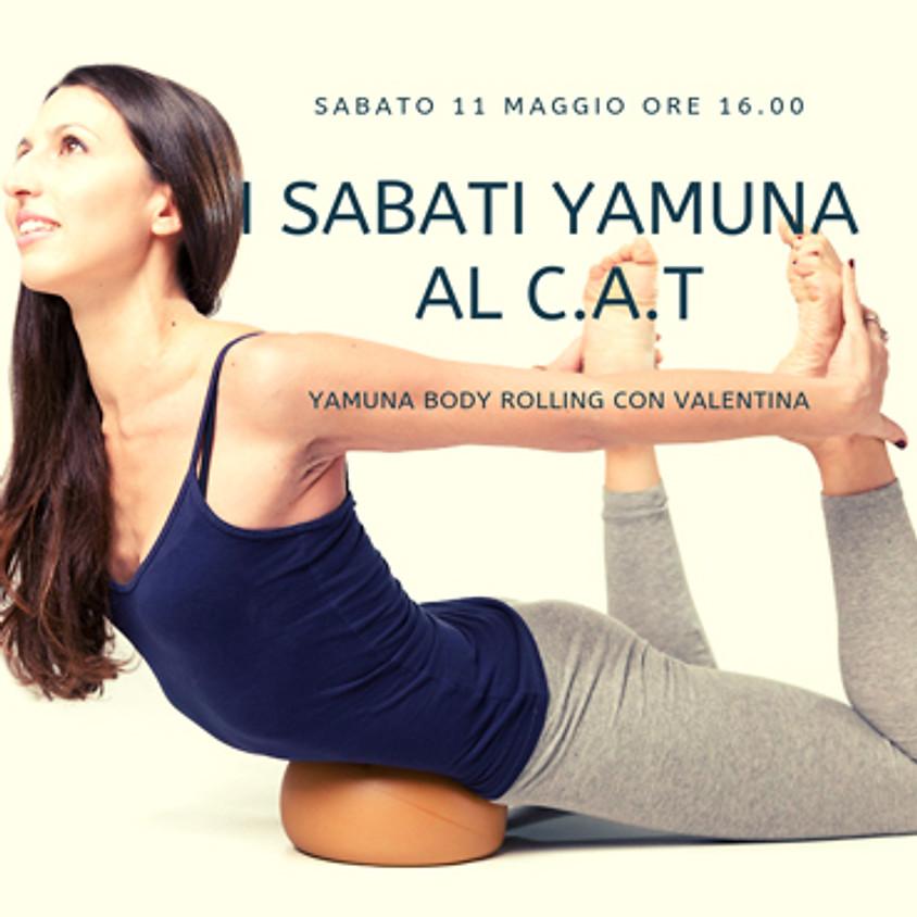 Il sabato Yamuna - ginnastica per tutti a cura di Valentina Baroni