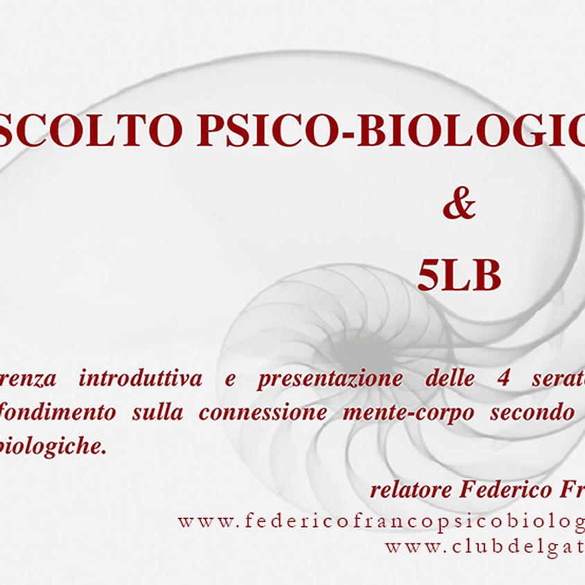 Ascolto psico-biologico e 5 Leggi biologiche del Dott.Hamer