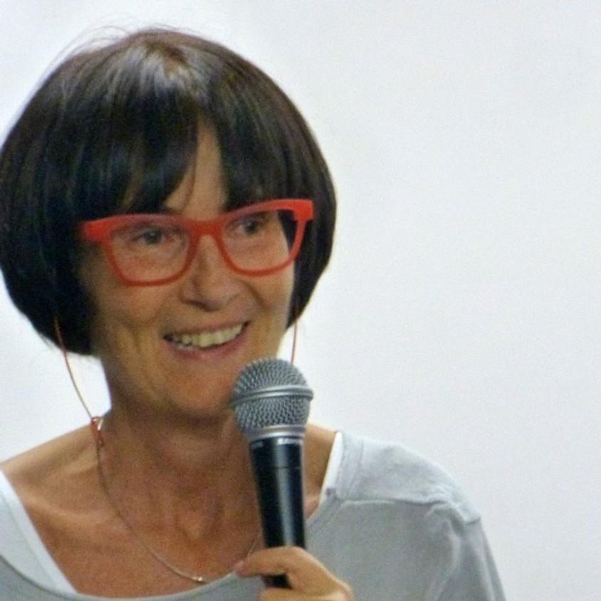 "Gabriella Mereu seminario ""La narrazione del sintomo"""