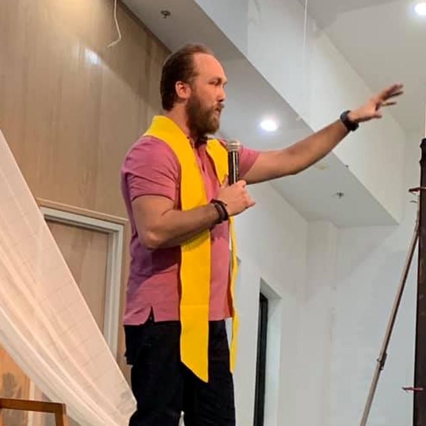 Pastor Seth Teaches