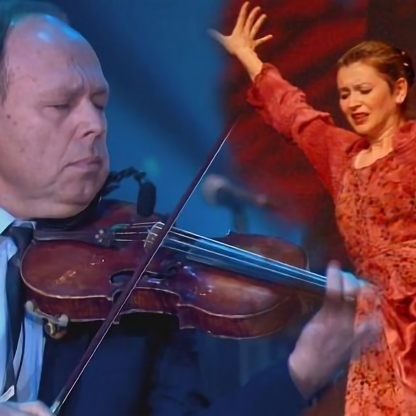 Serguei & Helena Popov at Church Alive Orlando