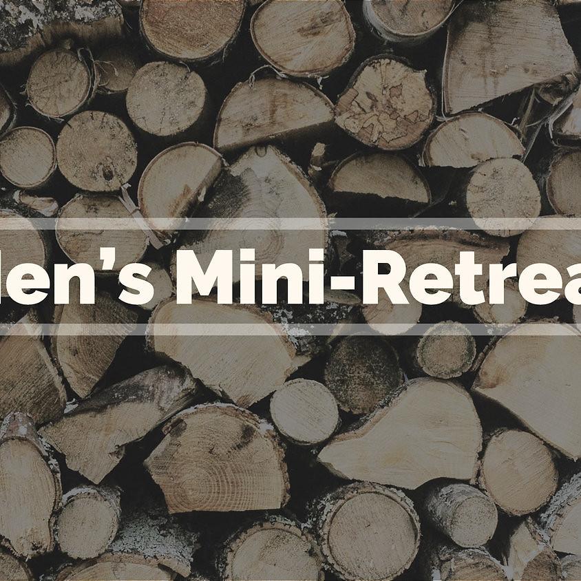 Mens Mini-Retreat