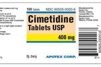 Copy of Cimetidine TABLET U.S.P. 400mg