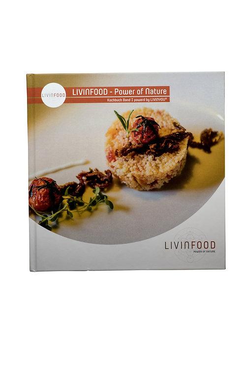 LIVINFOOD Buch - Power of nature
