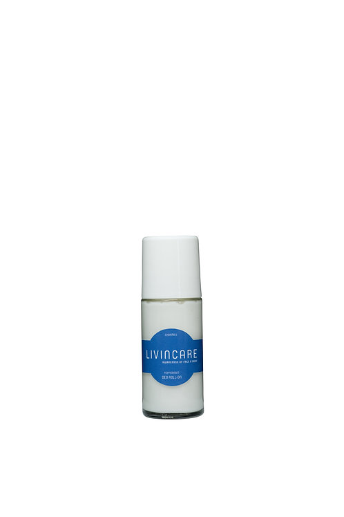 LIVINCARE Pfefferminze - Deo Roll On 50ml