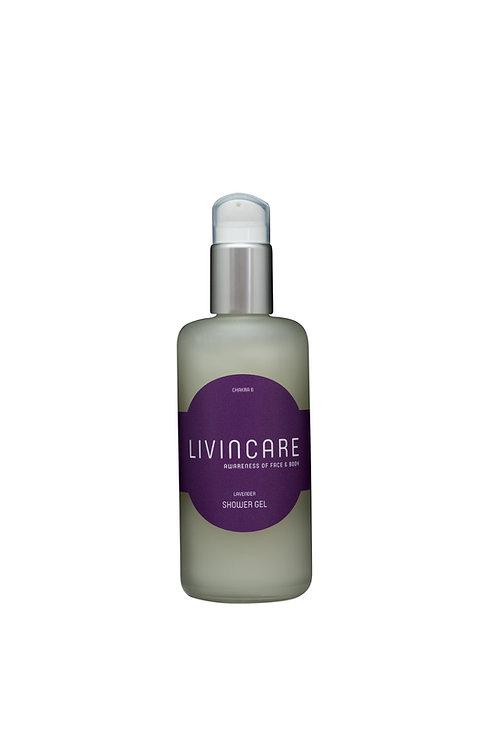 LIVINCARE Lavendel Duschgel 200ml