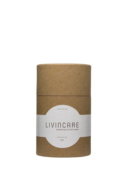 LIVINFOOD Tee - Chakra 8 - Reinheit & Liebe