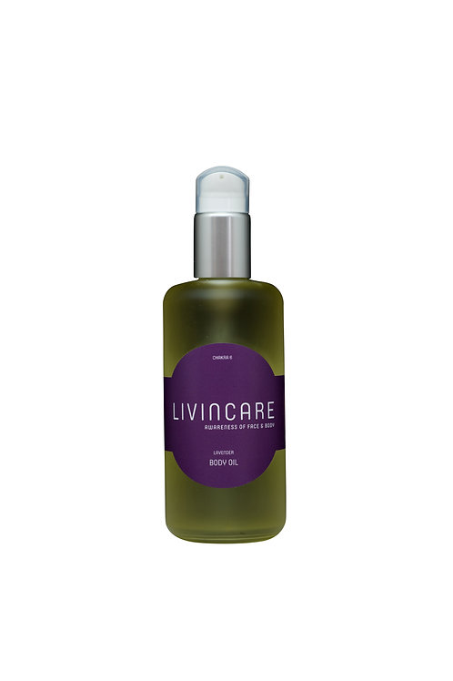 LIVINCARE Lavendel Körperöl 200ml