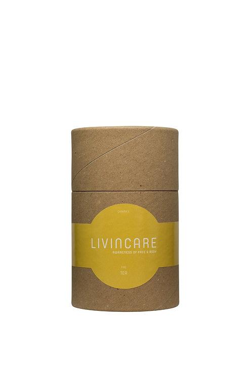 LIVINCARE Tee - Chakra 3 - Feuer 70g