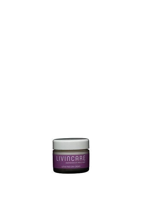 LIVINCARE Lotus Gesichts- Tagespflege 50 ml