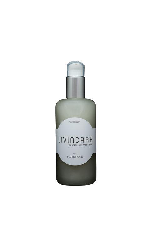 LIVINCARE Salbei Reinigungsgel 200 ml