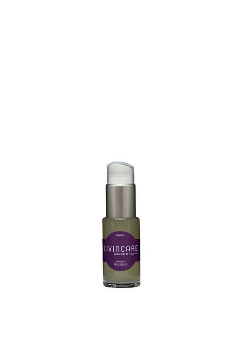 LIVINCARE Lavendel Gesichtsserum 30ml