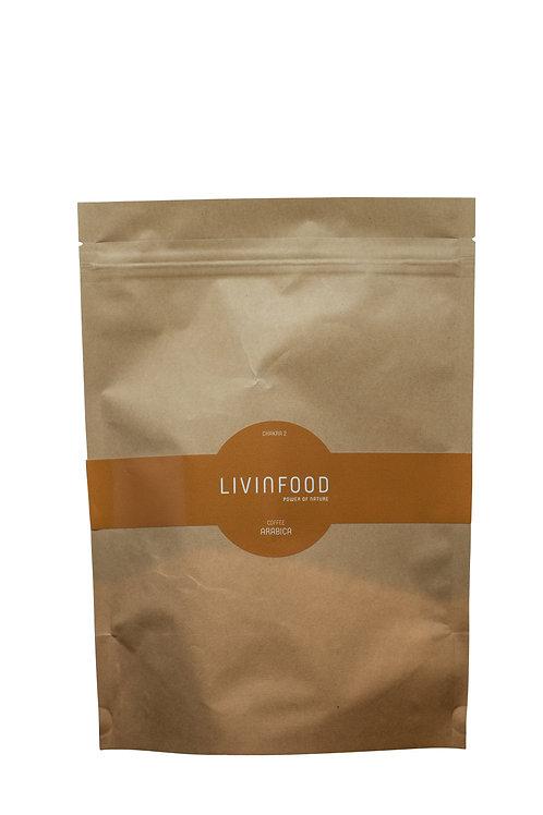 LIVINFOOD Kaffee - Chakra 2 - Arabica 500g