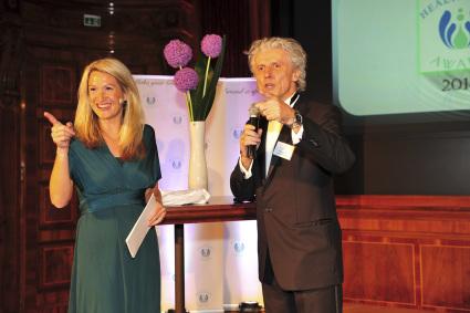 European Spa Award Moderation