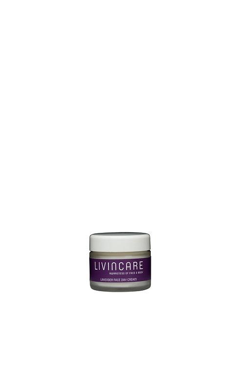LIVINCARE Lavendel Gesichts-Tagespflege 50ml
