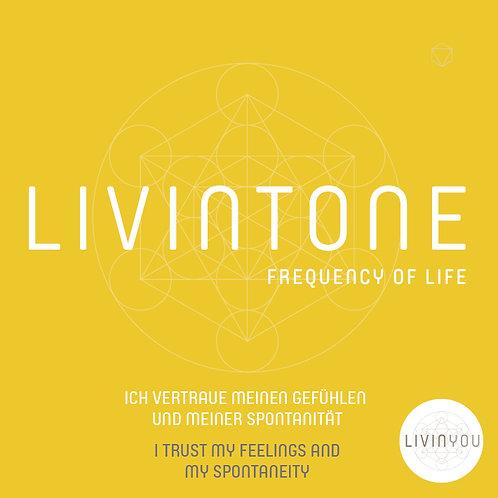 LIVINTONE 3 - Solarplexuschakra