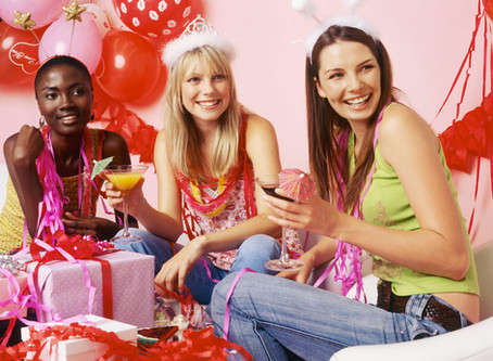 Organising a Pamper Hen Party?