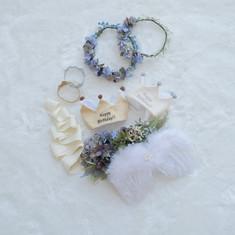 花環・天使の羽・王冠
