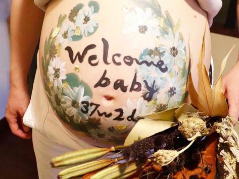 en×mahomama yonene 〜maternity photo〜2/18