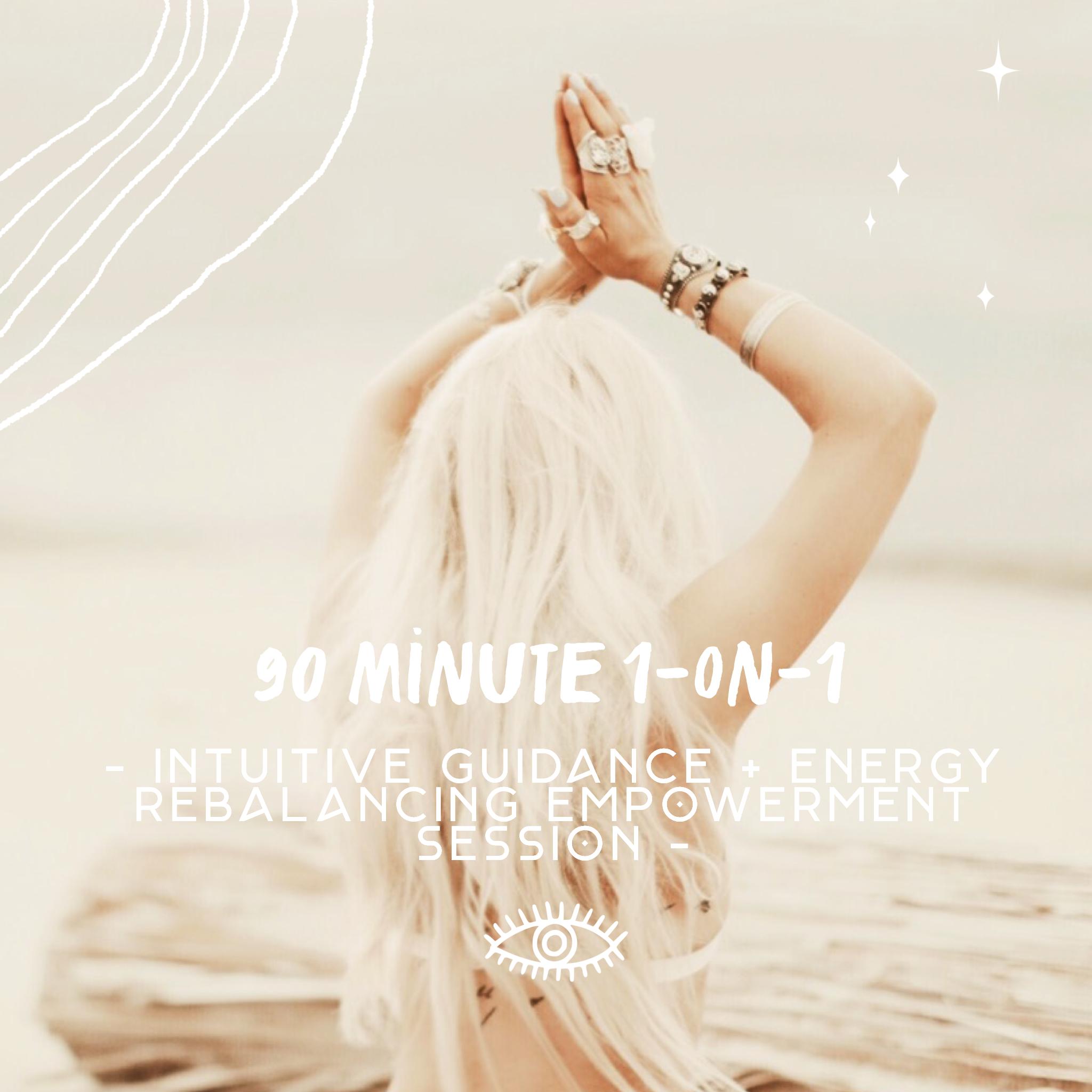 90 min SELF-EMPOWERMENT SESSION