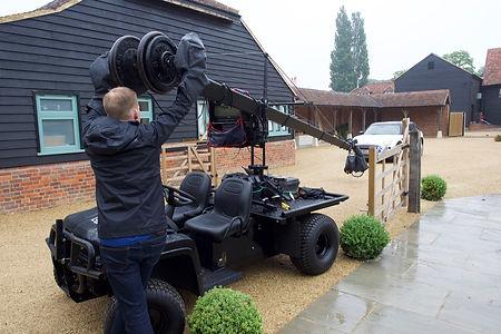 Jimmy Jib Gator buggy UK