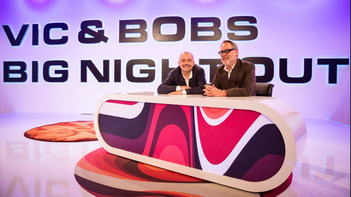 Vic Reeves and Bob Mortimer Big Night Out, BBC, Jimmy Jib and Camera Supervisor