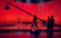 Jimmy Jib Triangle Pro in a TV studio