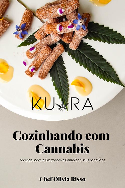 eBook Cozinhando com Cannabis