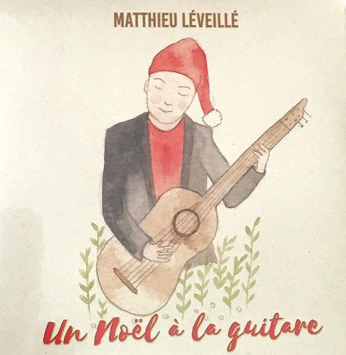 Un Noël à la guitare