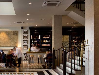 Restaurante Hispania.