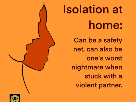 Intimate Partner Violence and COVID19