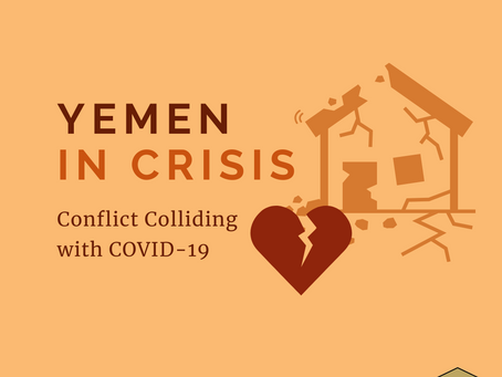 Yemen in Crisis: Conflict Colliding with COVID-19