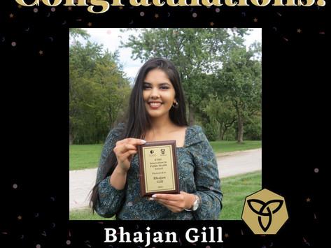 ETIO Innovation in Public Health Award Winner: Bhajan Gill