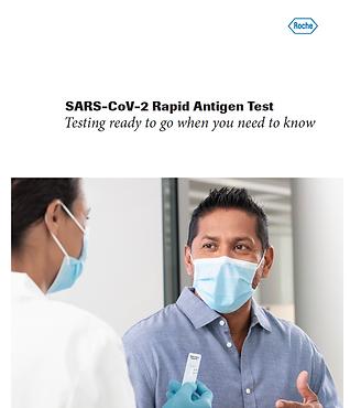 Roche COVID-19 Antigen Test