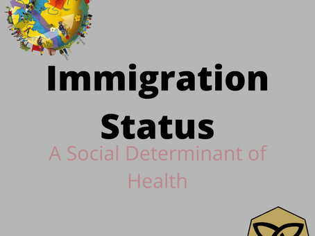 Immigration Status as a Social Determinant of Health: The Canadian Perspective