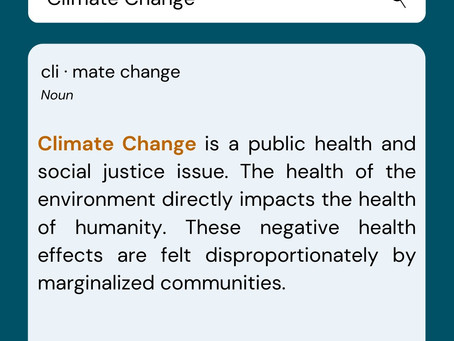 The Inequitable Impact of Climate Change