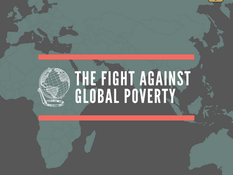 What COVID-19 means for the fight against Global Poverty