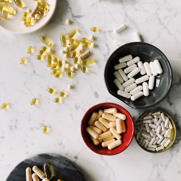 Supplements and Tableting