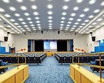 Conference hall photo