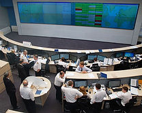 Control room with Polywall