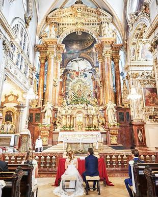 ... wedding _ franziskanerkirche wien ..