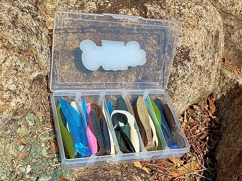 Gobblers Lures Mixed Kit-40 Lures