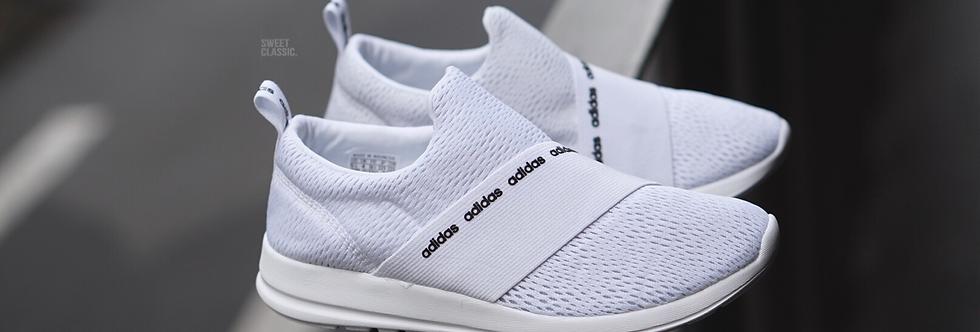 "adidas Slip On Refine Adapt ""White-Black"""